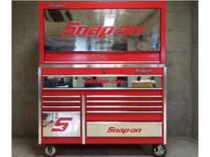 スナップオン KRA2454PBO KRL722PBO 工具箱