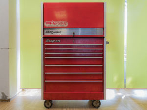スナップオン 工具箱 ロールキャブ KR-637 KR657A